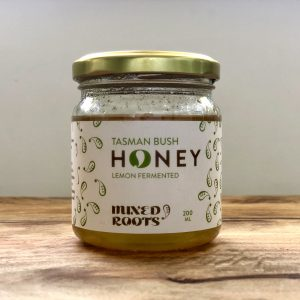 Lemon Fermented Honey