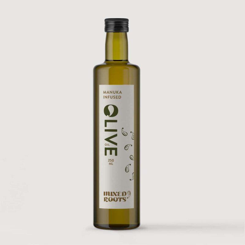 Manuka Infused Olive Oil