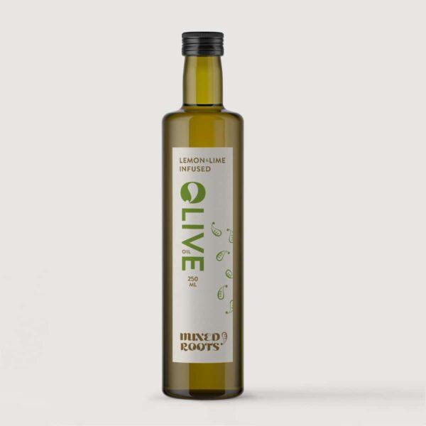 Lemon & Lime Oil